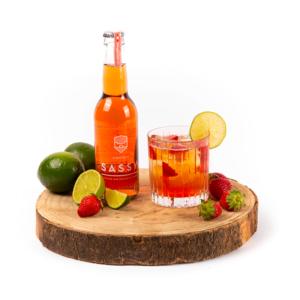 Sassy Cidre, La Sulfureuse 33cl