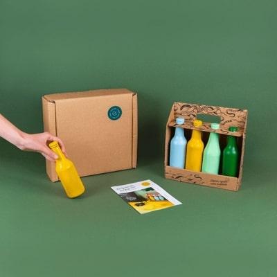 A partir de 24,90€. L'abonnement box de cidre. Recevez 4 cidres surprises dans votre boîte aux lettres.