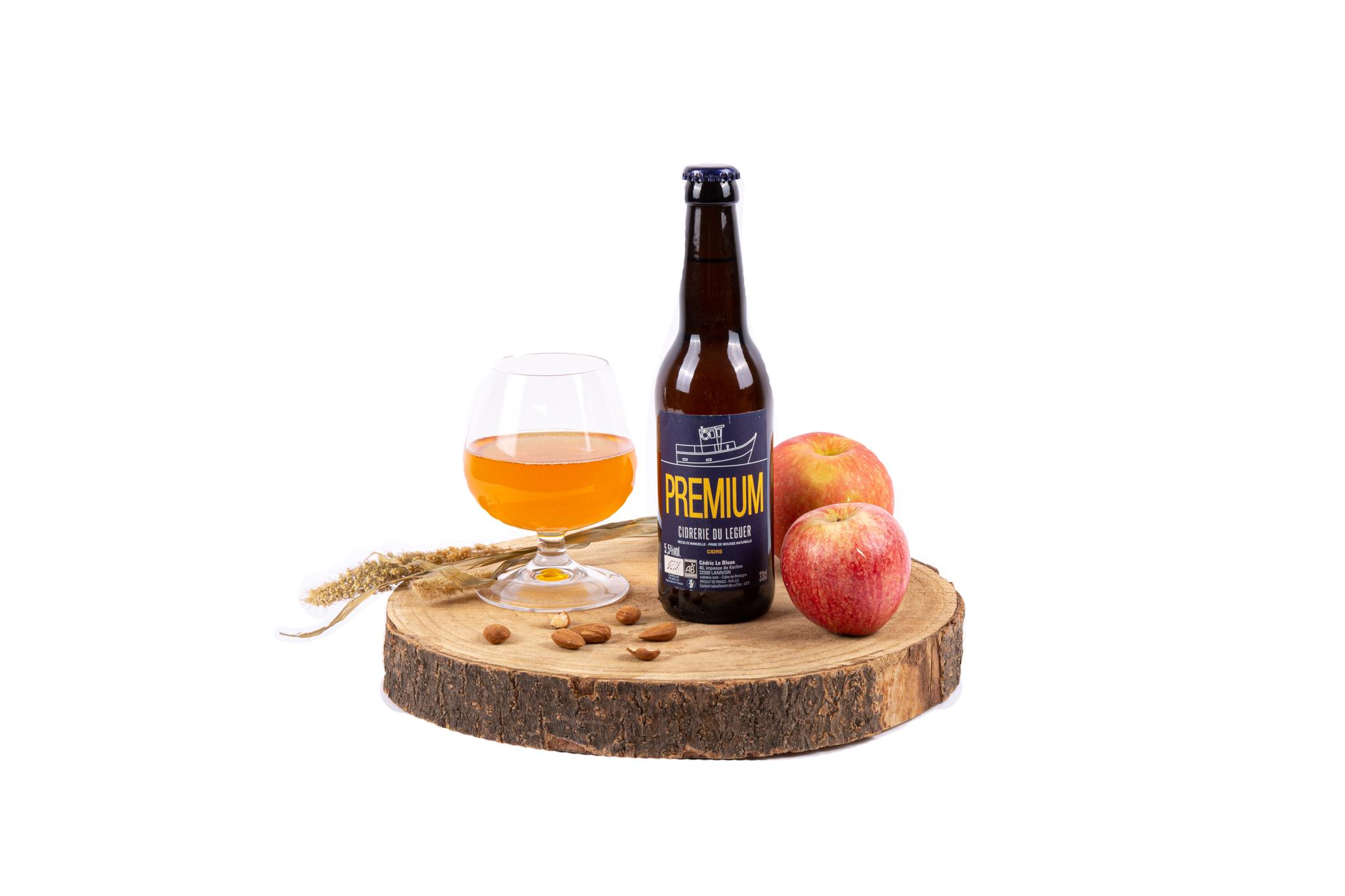 Cuvée Premium Cidre Bio abonnement box juillet 2020