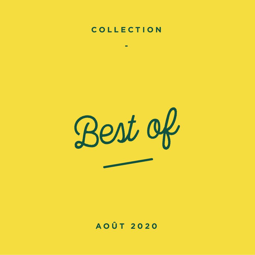 Collection cidre Août 2020