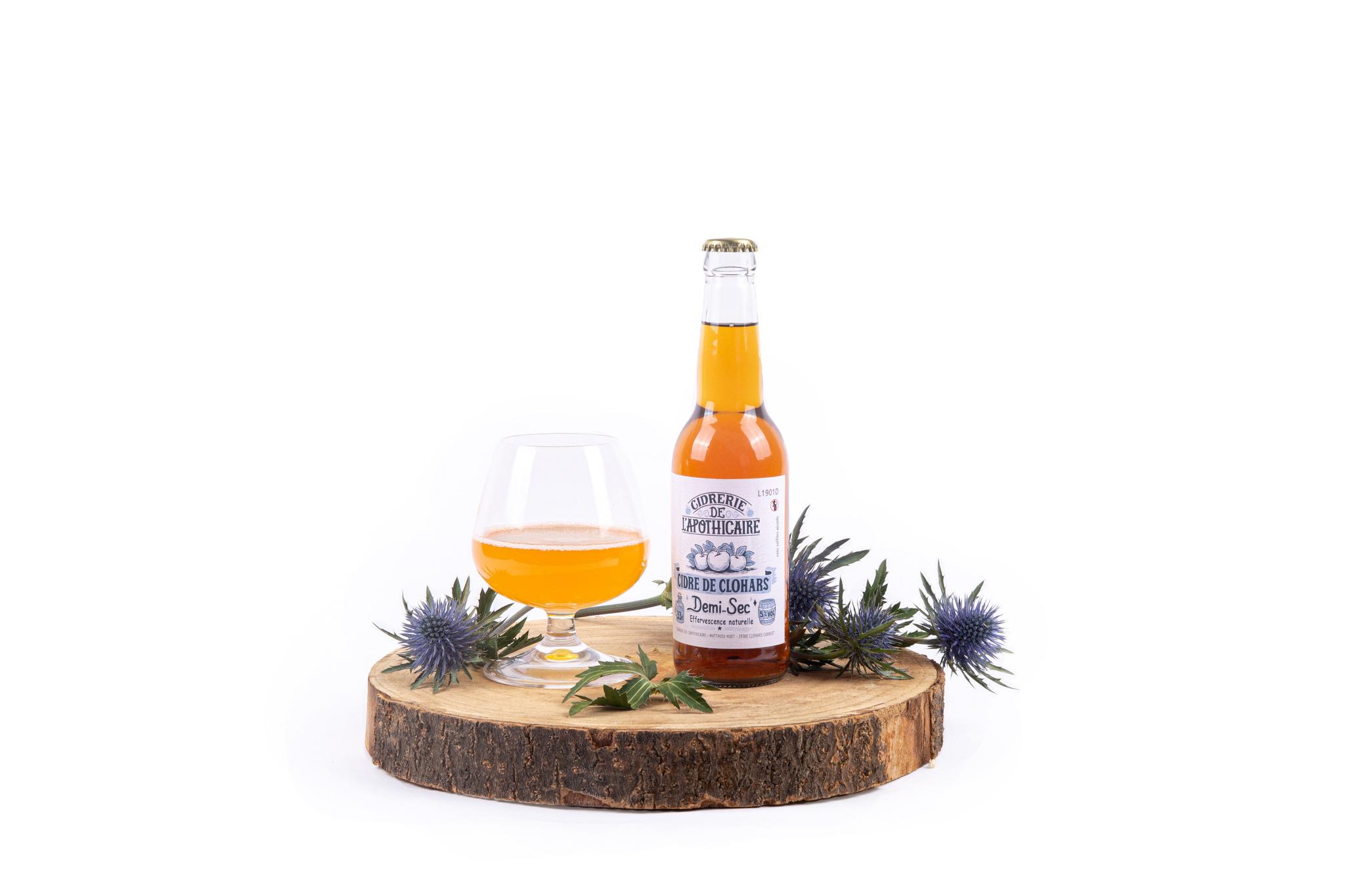 L'Apothicaire cidre artisanal