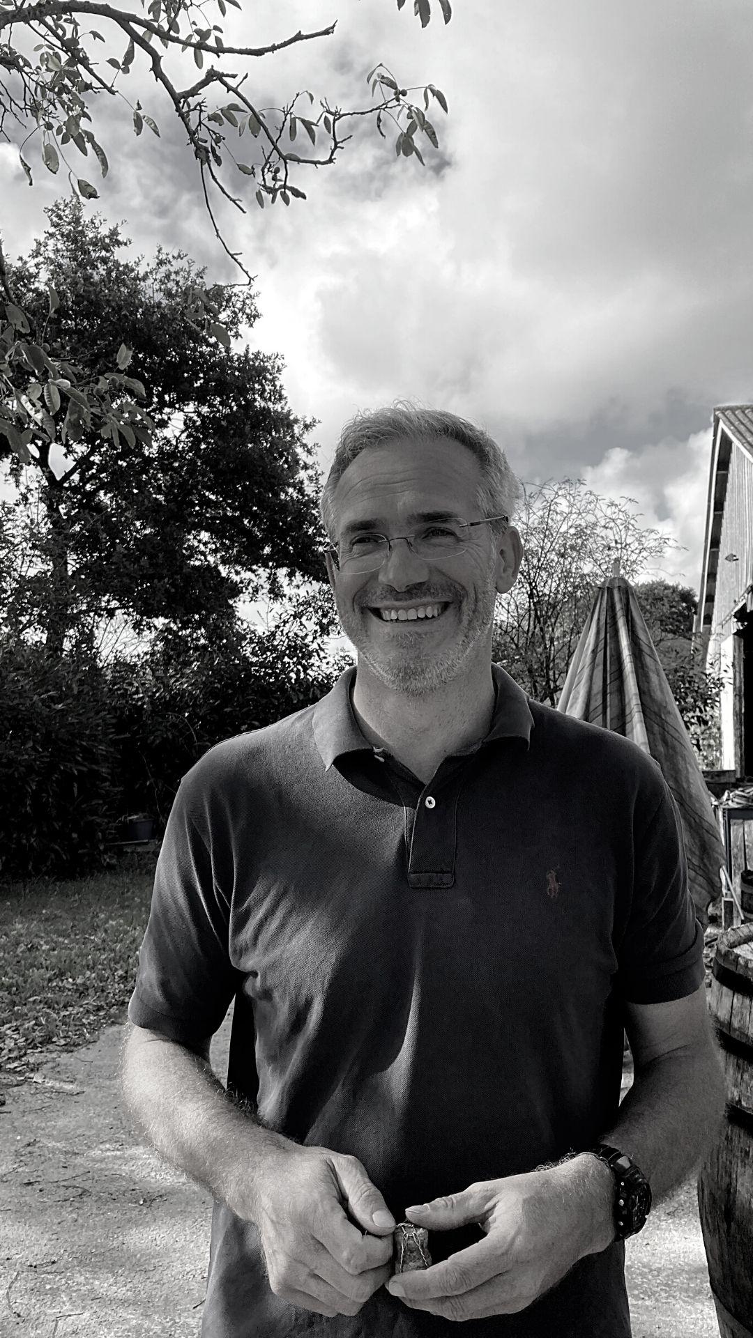 Yves Maho Cidre d'Auray