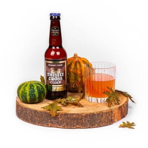 Cidre Whisky Cask Thistly Cross