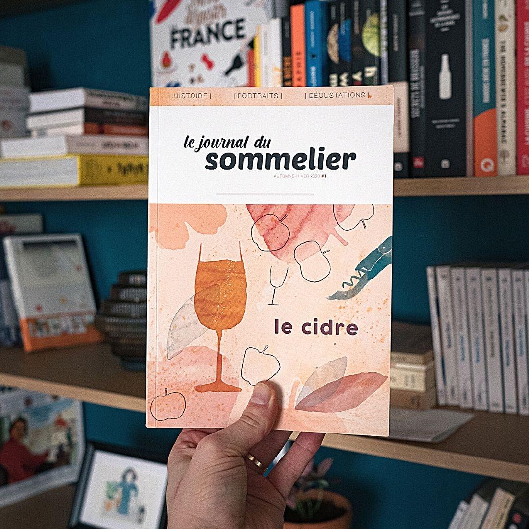 Le Journal du Sommelier Cidre
