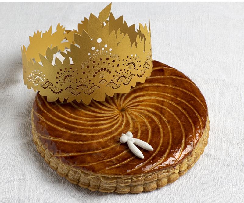 Des Gâteaux et Du Pain Galette des Rois
