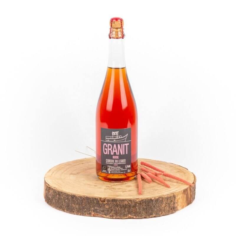 Cidre Granit Rosé 75cl