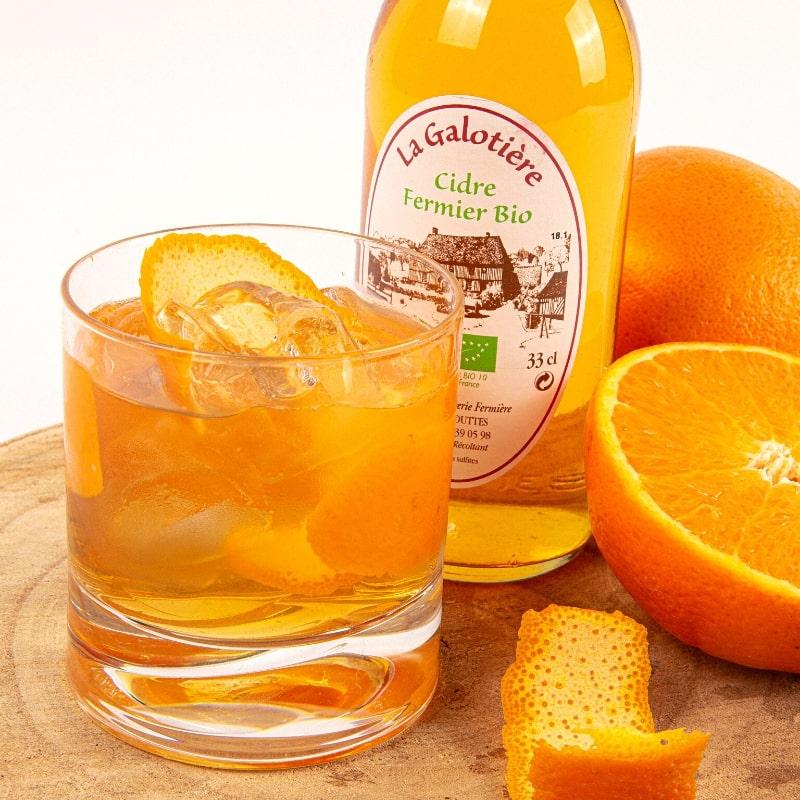 Old Fashined au Cidre