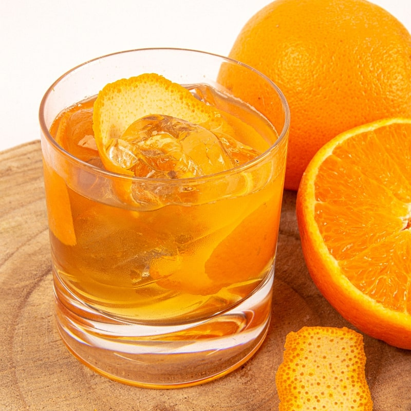 Recette Old Fashioned