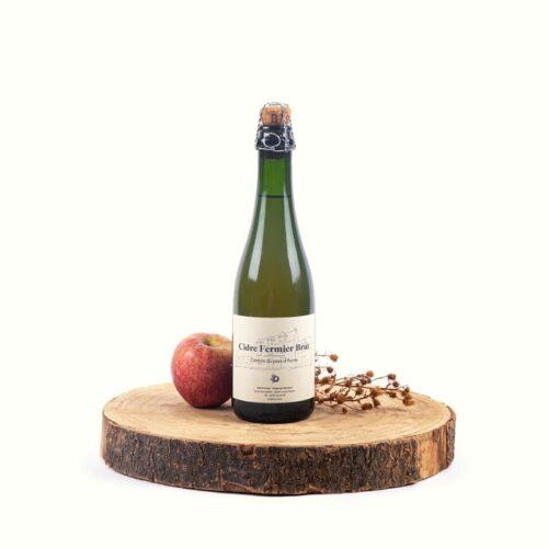 Cidre Breton Extra Brut Maho