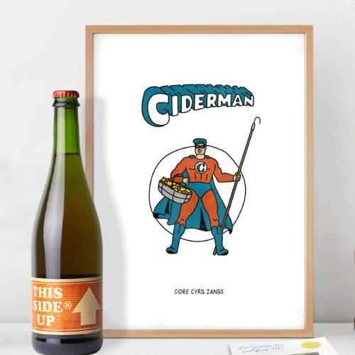 SiderUp Ciderman