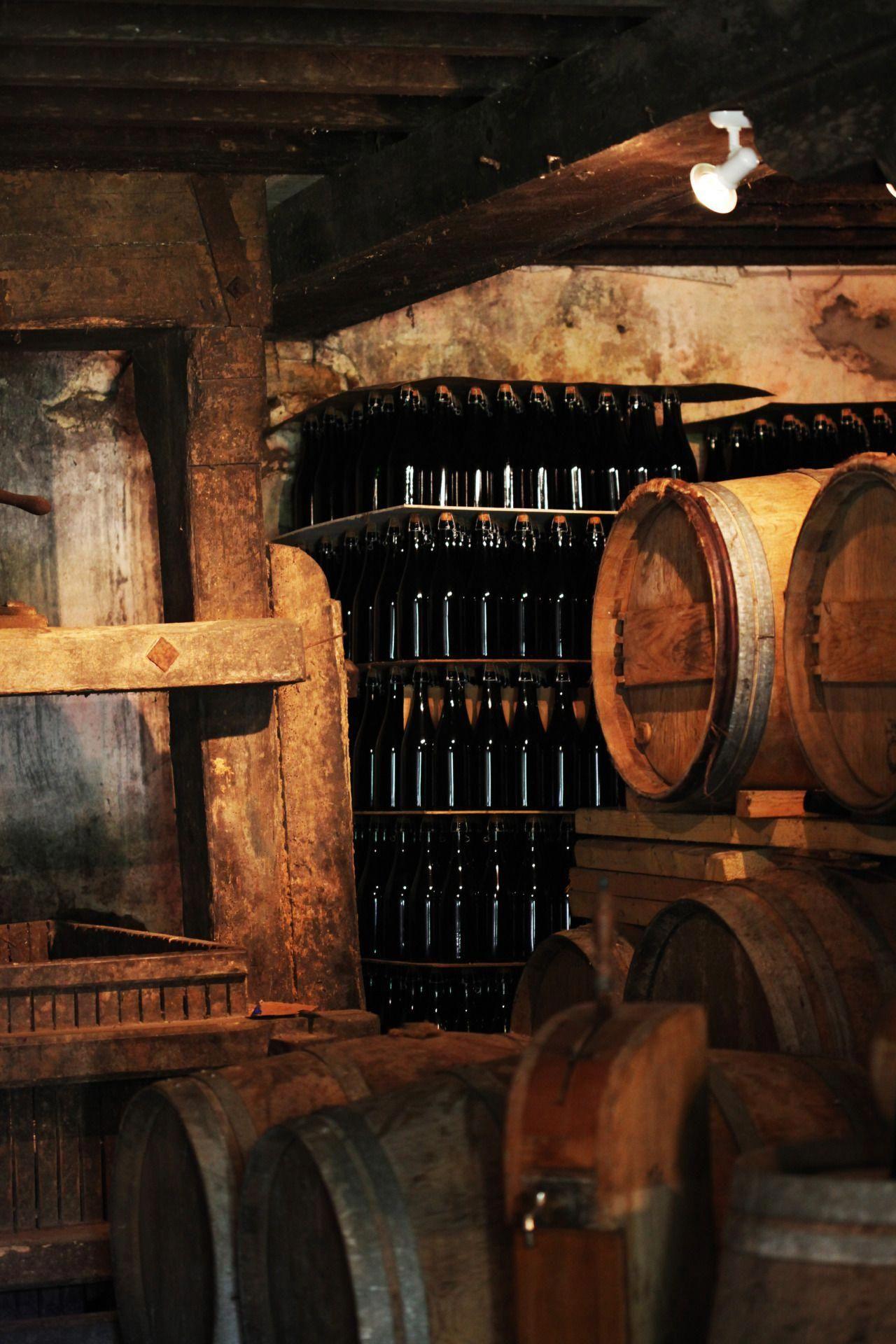 Cave à Cidre